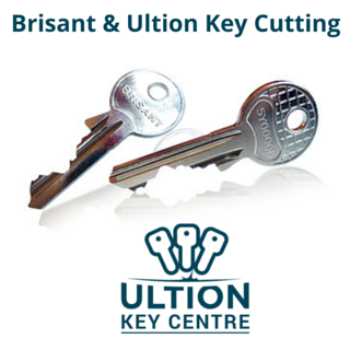 Ultion spare keys, Brisant key cutting & Ultion Key Cutting