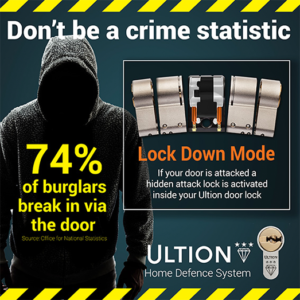 brisant Beat the burglars with ultion locks and ultion keys